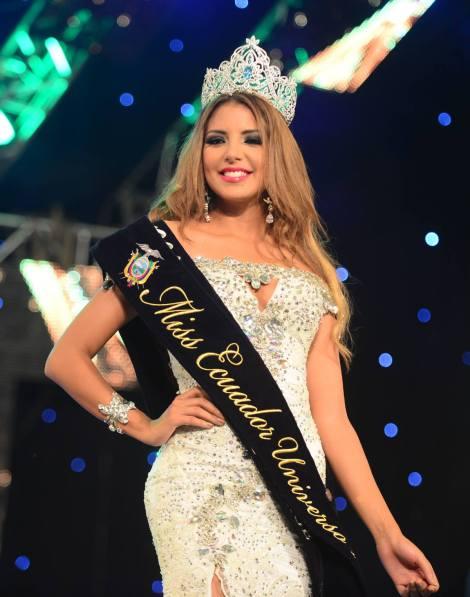 Who will succeed  Connie Jiménez as the next Miss Ecuador? Meet the contestants of    Miss Ecuador 2017