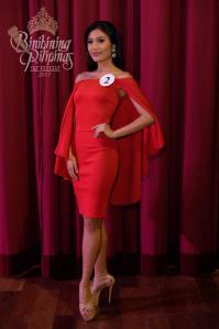 Arienne Louise Calingo is one of the 40 contestants at Binibining Pilipinas 2017