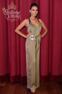 Elizabeth Durado Clenci is one of the 40 contestants at Binibining Pilipinas 2017