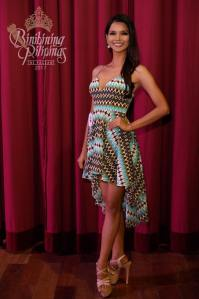 Jessica Ramirez is one of the 40 contestants at Binibining Pilipinas 2017