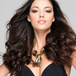 Demi-Leigh Nel-Peters is one of the Miss South Africa 2017 Top 12 Finalists