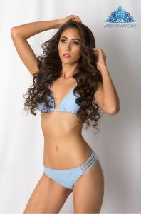 Vanessa Baldizón is one of the contestants of Miss Nicaragua 2017 pageant