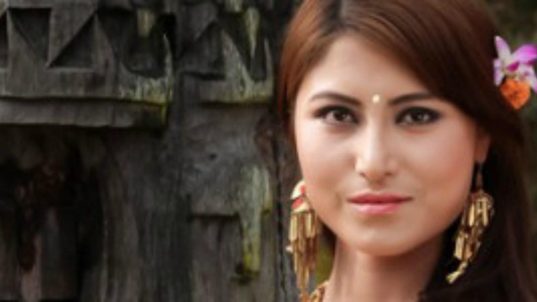 Soibam Kanchan will represent Manipur at Fbb Colors Femina Miss India 2017