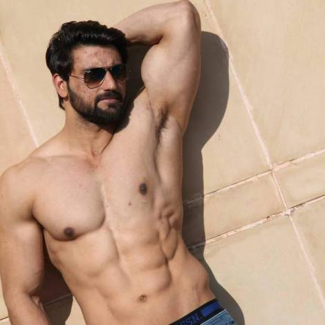 Meet Kapil Gujjar, the first Rubaru Master of the Misters India, Fitness model and consultant