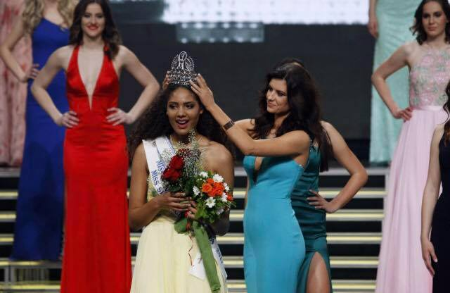 Shanaelle Petty is Miss Universe Croatia 2017