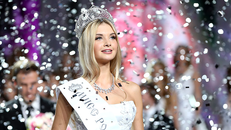 Polina Popova is Miss Russia 2017