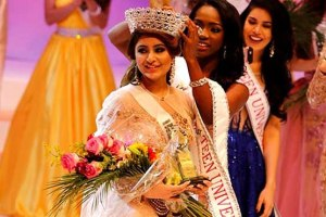 Srishti Kaur from India wins Miss Teen Universe 2017