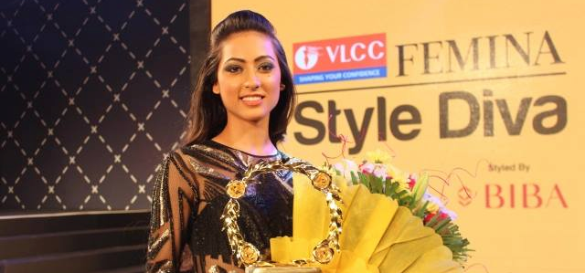 Sana Dua is Femina Miss India Jammu & Kashmir 2017