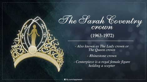 The Sarah Coventry crown