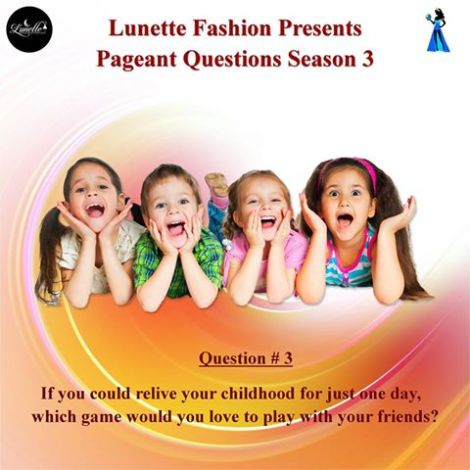Lunette Fashion Presents 'Pageant QA Series-3': Episode-4
