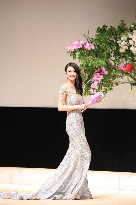 Yuki Koshikawa is Miss Supranational Japan 2017