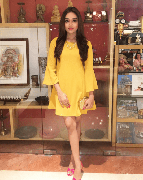 Aishwarya Devan Fbb Colors Femina Miss India Maharashtra 2017