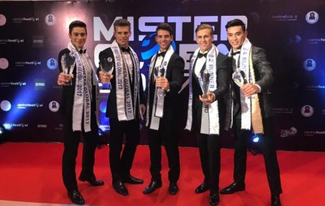 Pedro Gicca from Brazil won Mister Global 2017