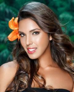 Carolina Castillo is representing Coclé at Señorita Panama 2017