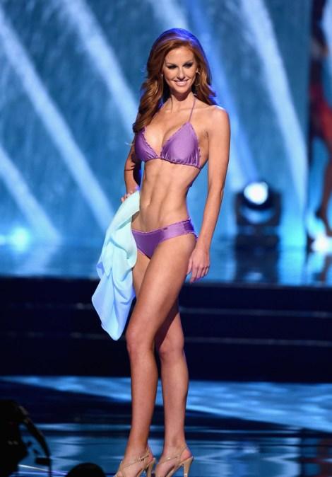 Megan Wise, Miss Ohio USA 2017