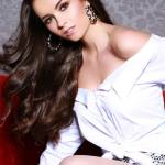 Miss Oklahoma,Alex Smith during official photo for Miss USA 2017 pageant
