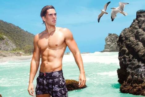 Christian Nunes is Mister Venezuela 2017