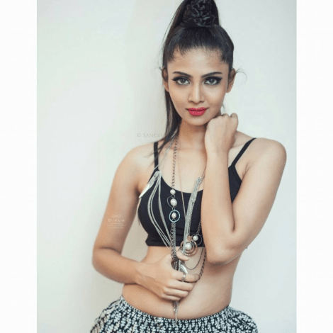 Swathi Muppala replaces Ruhika Dass as Femina Miss India Karnataka 2017
