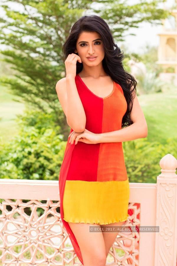 fbb Colors Femina Miss India Chhattisgarh 2017, Vinali Bhatnagar