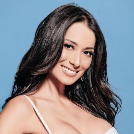 Elena Correa is Miss Universe Costa Rica 2017