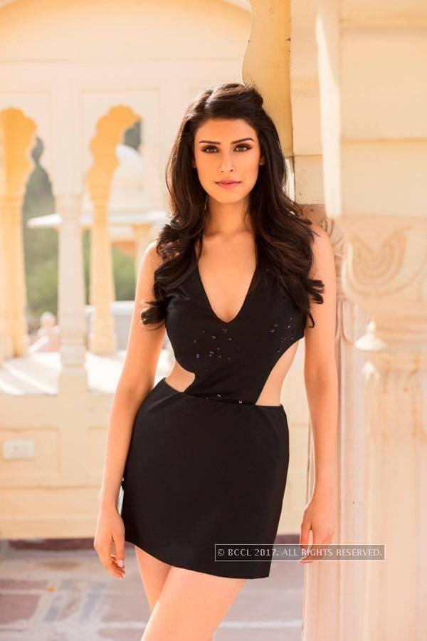 fbb Colors Femina Miss India Delhi 2017, Maira Chowdhury.