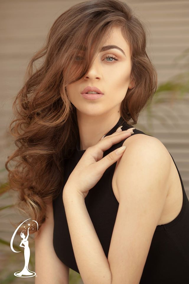 Erisa Kociasi is a contestant at Miss Universe Albania 2017