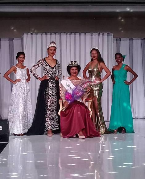 Nanise Rainima is Miss World Fiji 2017