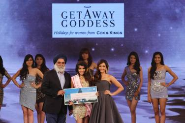 Miss Getaway Goddess: Aditi Hundia