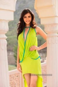 fbb Colors Femina Miss India Himachal Pradesh 2017, Santoshi Ranaut