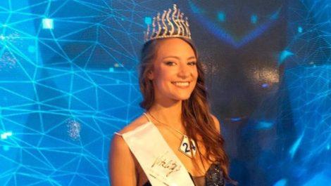 Conny Notarstefano is Miss World Italy 2017
