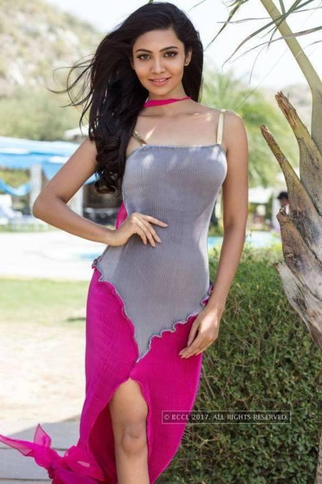 fbb Colors Femina Miss India Karnataka 2017, Swathi Muppala