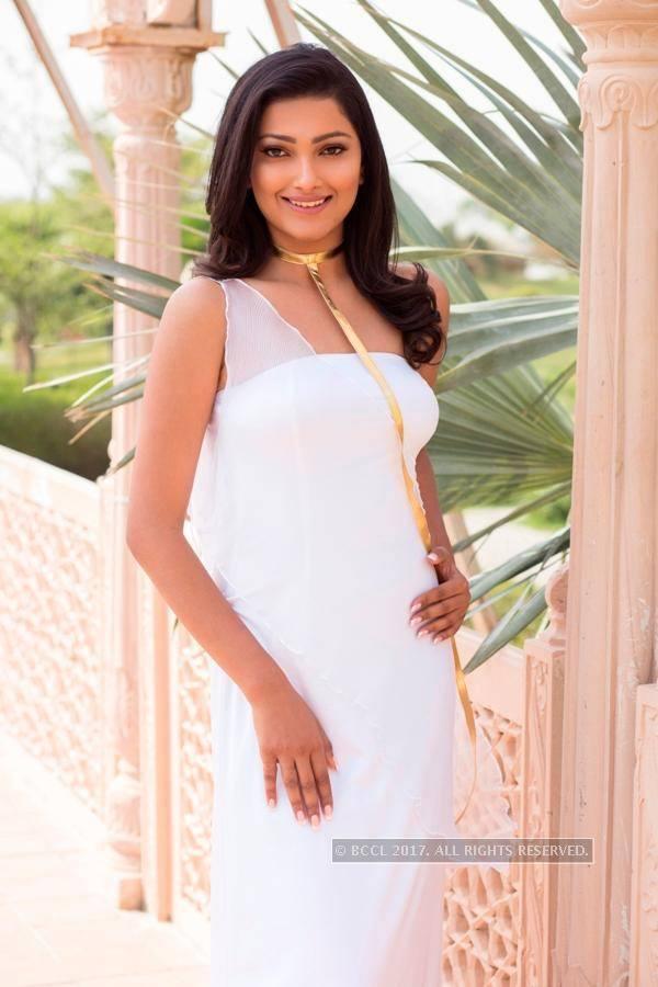 fbb Colors Femina Miss India Madhya Pradesh 2017, Adya Shrivastava
