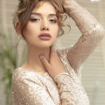 Melisa Lleshi is a contestant at Miss Universe Albania 2017