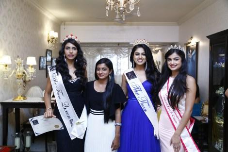 Supriya Jaiswal, Aditi Pillai, Siddhi Idnani, Hemal Ingle