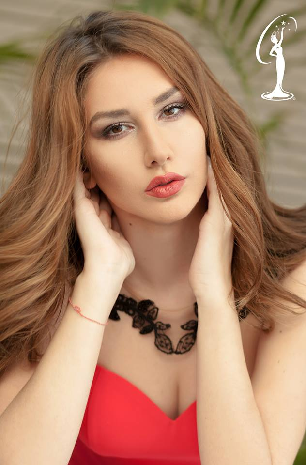 Seva Cereni is a contestant at Miss Universe Albania 2017