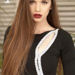 Xhorxhia Gjoka is a contestant at Miss Universe Albania 2017