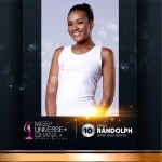 Emily Randolph is representing Miss Upper West at Miss Universe Ghana 2017
