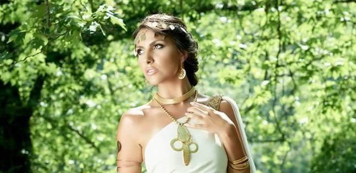 Theodora Soukia is Miss World Greece 2017