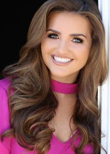AUDREY BURRI is competing at Miss Teen World America 2017