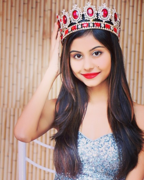 Exclusive Interview with Kriti Sharma, Miss United Countries India 2017