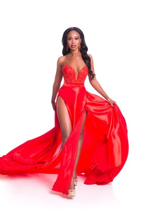 Miss Universe Ghana 2015,Hilda Akua Frimpong