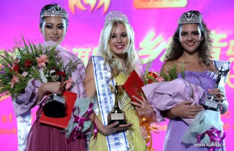 Miss World 2017 New Silk Road