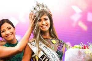 Tiffany Pisani wins Miss Universe Malta 2017