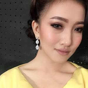 MAY SHIN SEIN will represent MYANMAR at Miss United Continents 2017