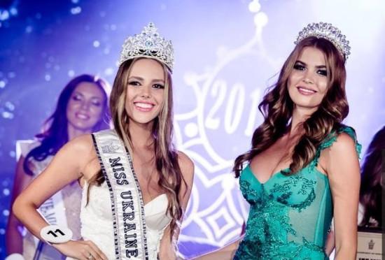 Yana Krasnikova is Miss Universe Ukraine 2017 – The Great Pageant