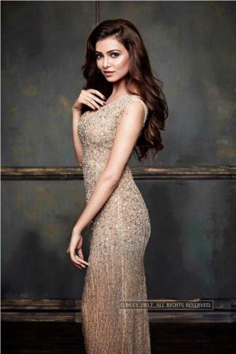 Vijaya Sharma, Miss Diva 2017