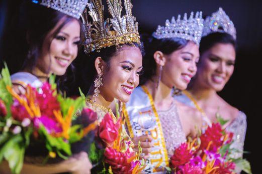 Destiny Cruz crowned as Miss World Guam 2017