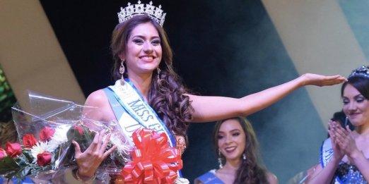Elizabeth Gramajo crowned Miss World Guatemala 2018