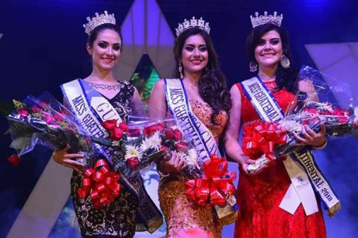 Elizabeth Gramajo crowned Miss World Guatemala 2018