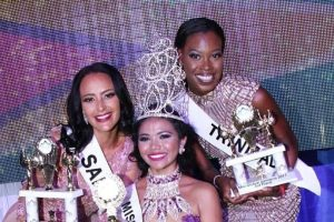 Cynthia Dookie from Guyana crowned as Miss Global International 2017